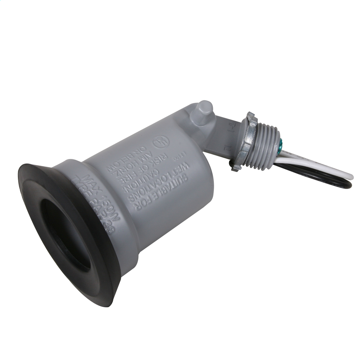 TMAC LT100S GRY STD LAMPHOLDER