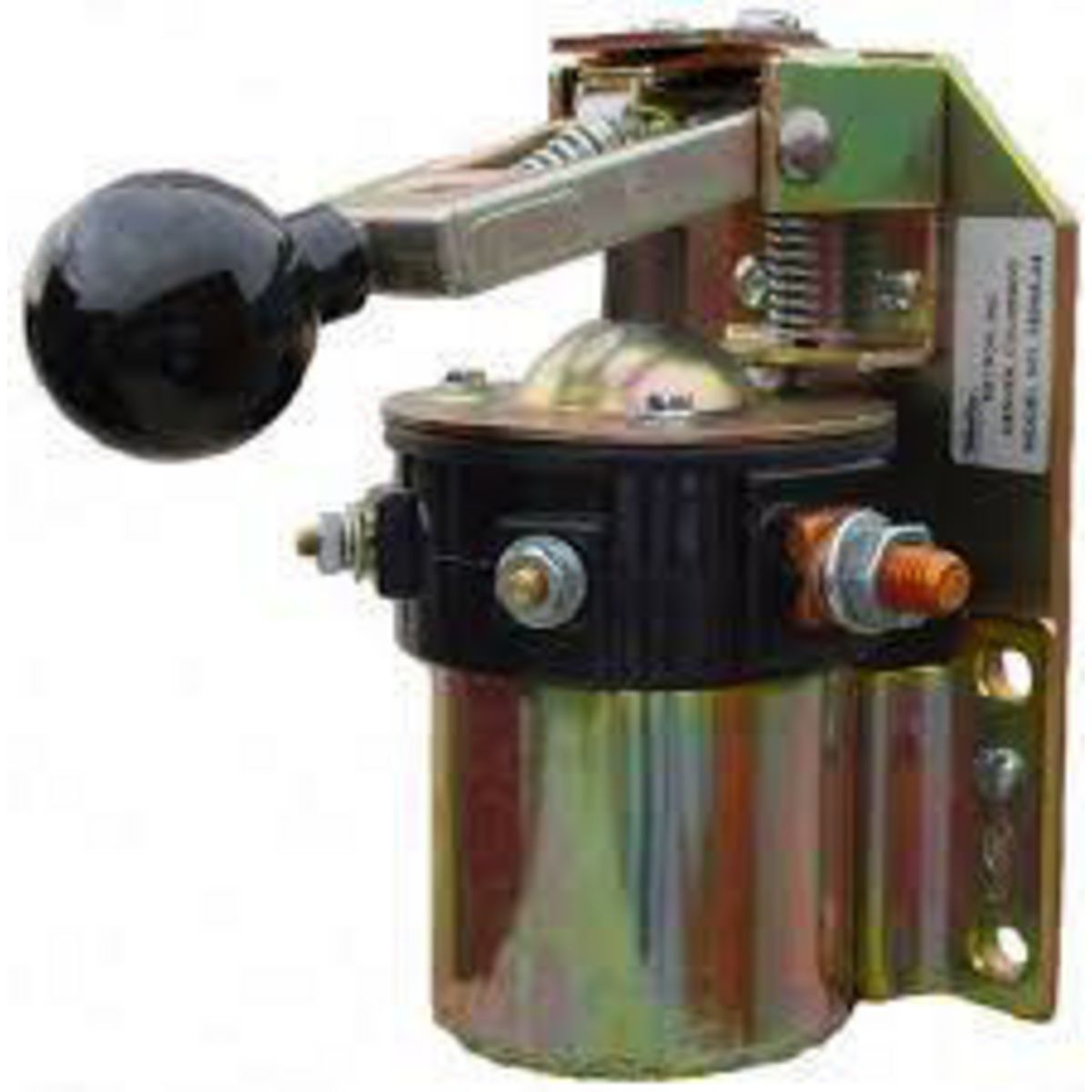 1804a Starter Solenoid Diesel Engine Controllers Fire Pump No Start