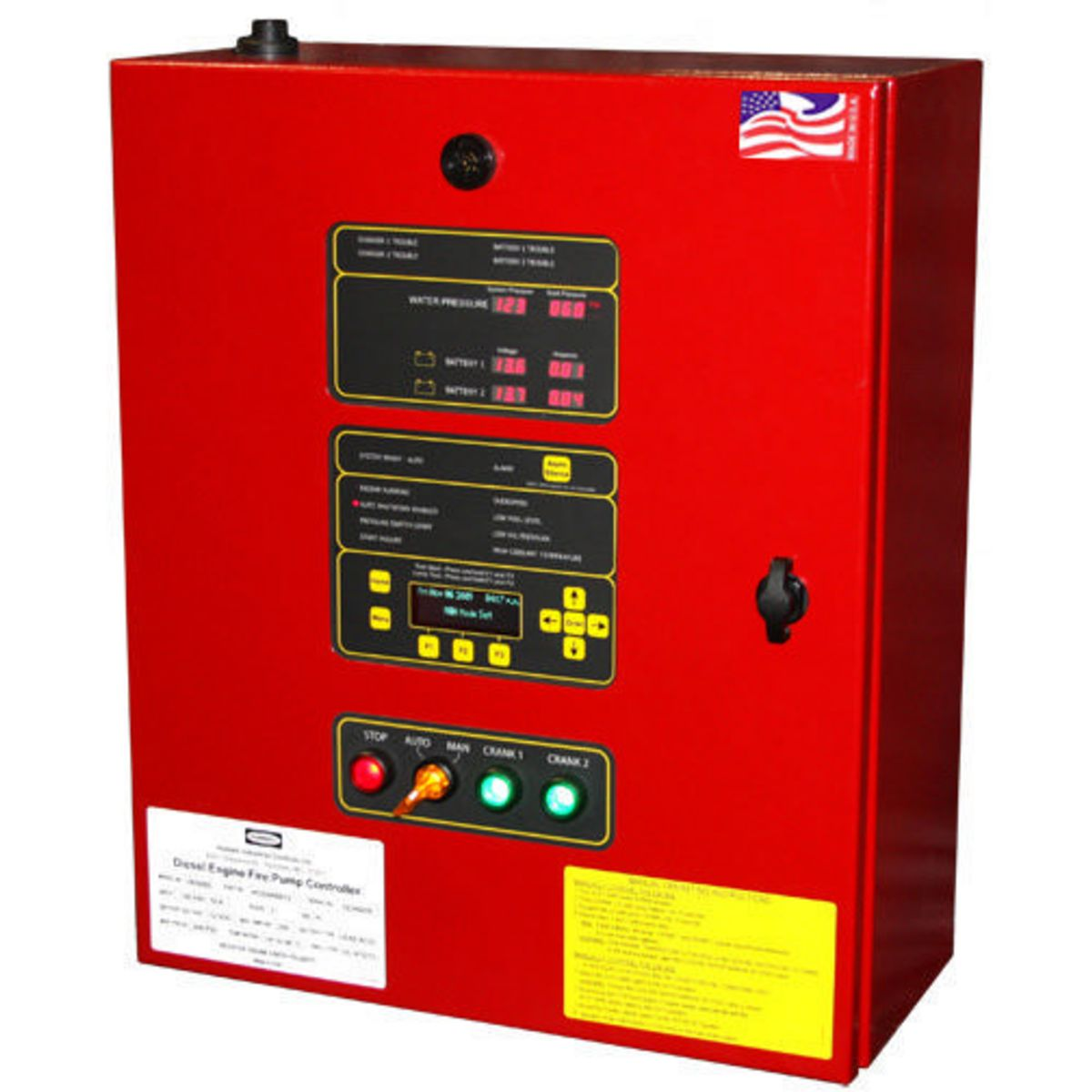 hchd5000 obsolete controllers fire pump controllers electrical rh hubbell com UL Jockey Pump Controller Joslyn Clark Fire Pump Controllers
