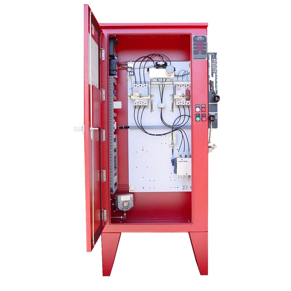 Hcm300 Obsolete Controllers Fire Pump Electrical Transfer Switch Wiring Diagram Metron M300 Closed Prodimage Open
