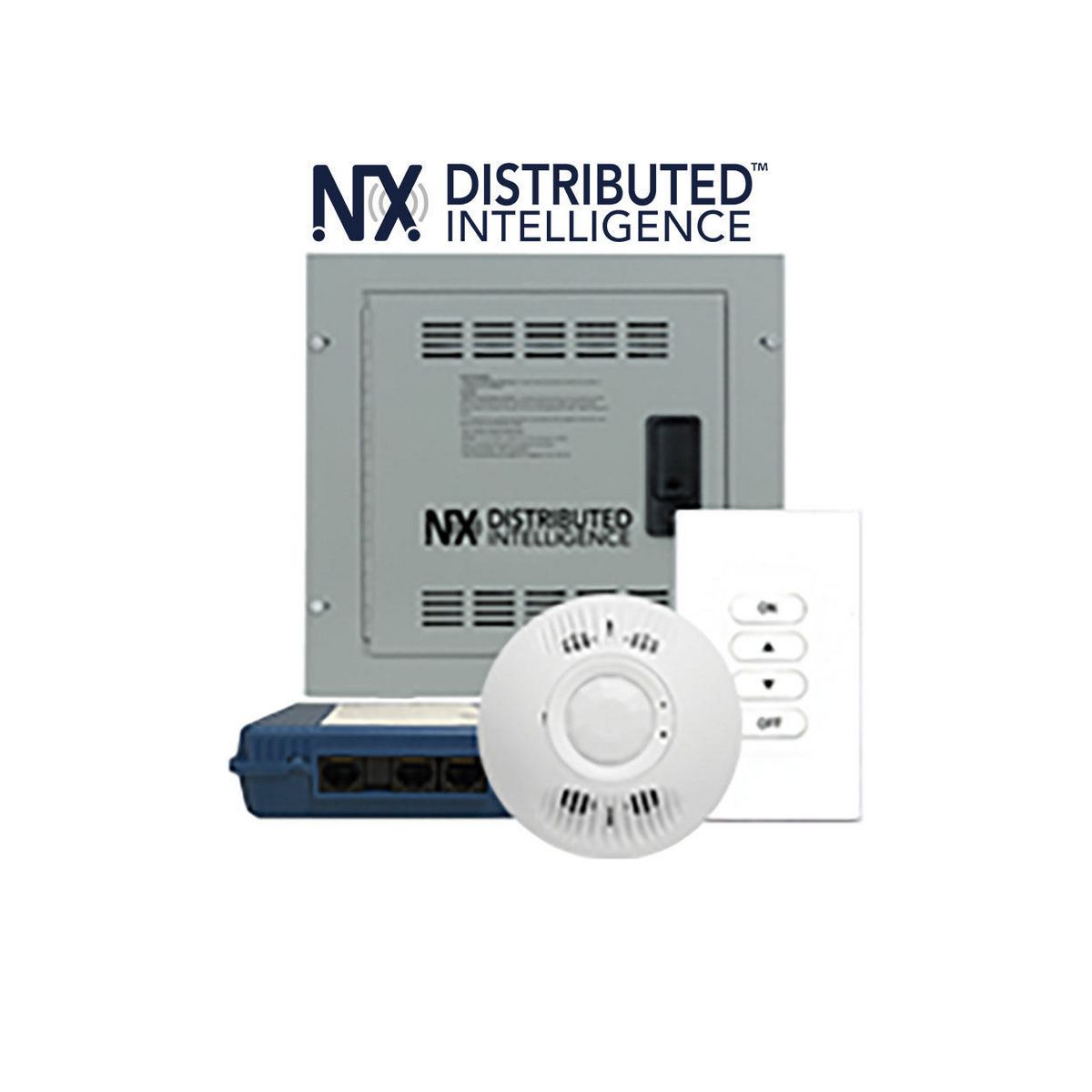 NX Distributed Intelligence™ | Hubbell Control Solutions