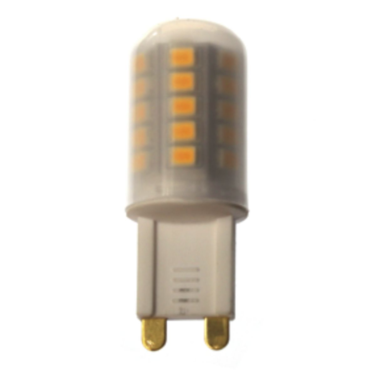 3W LED G9 LAMP 108072 Unfinished