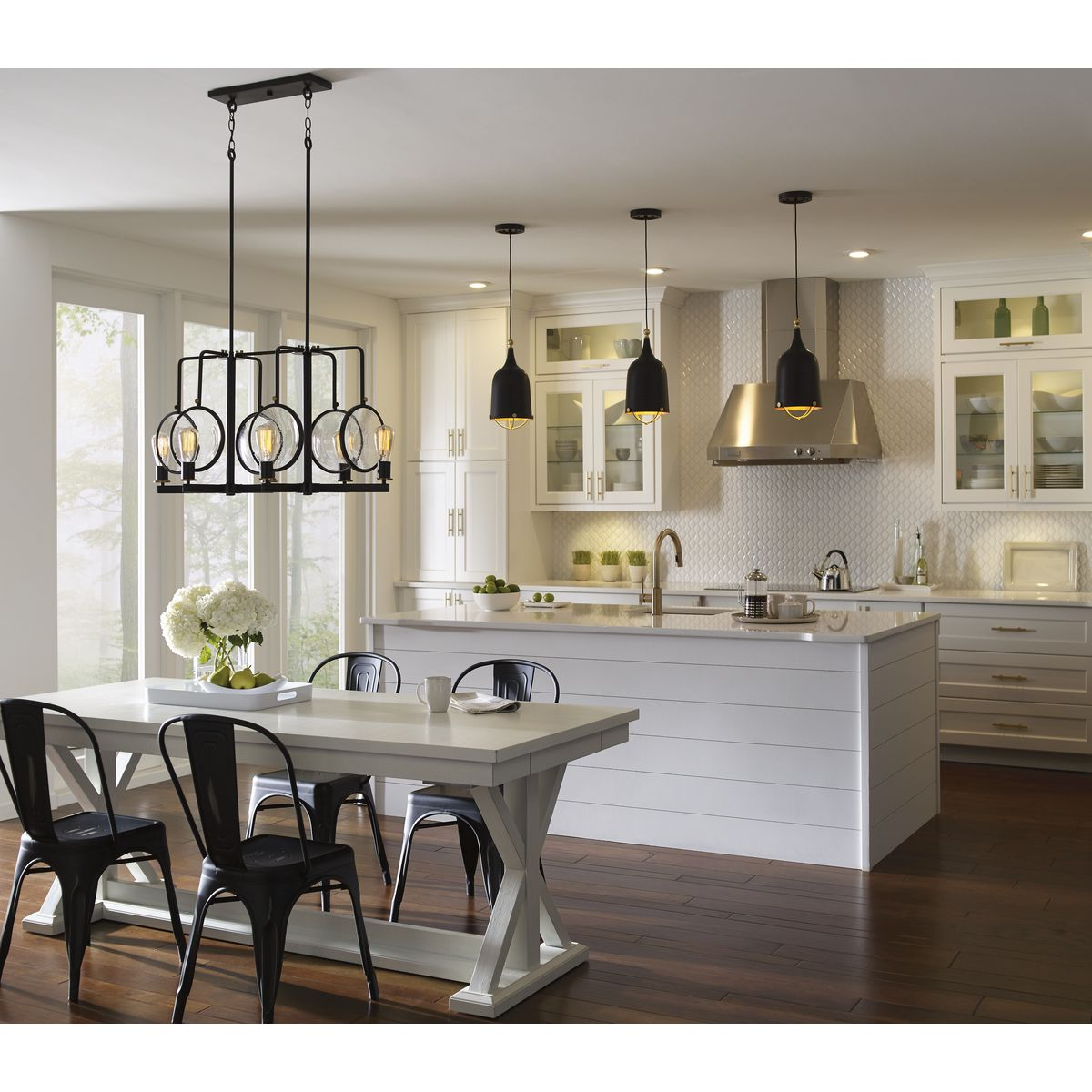 Kitchen Lighting Collections: Era Collection One-Light Mini-Pendant