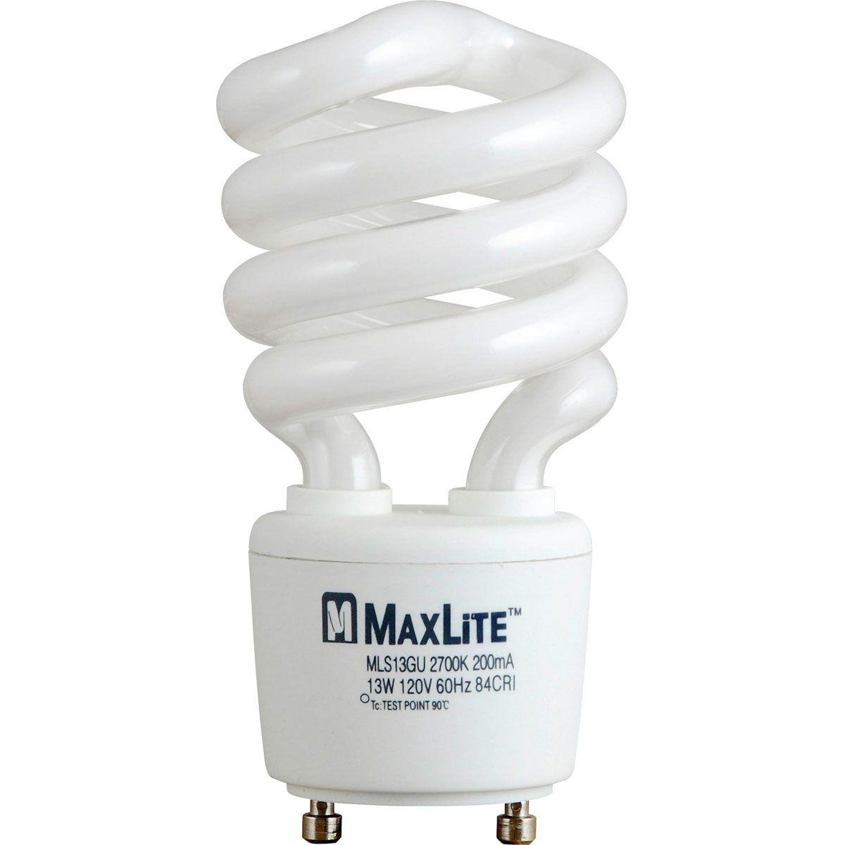 13w Compact Fluorescent Light Bulb