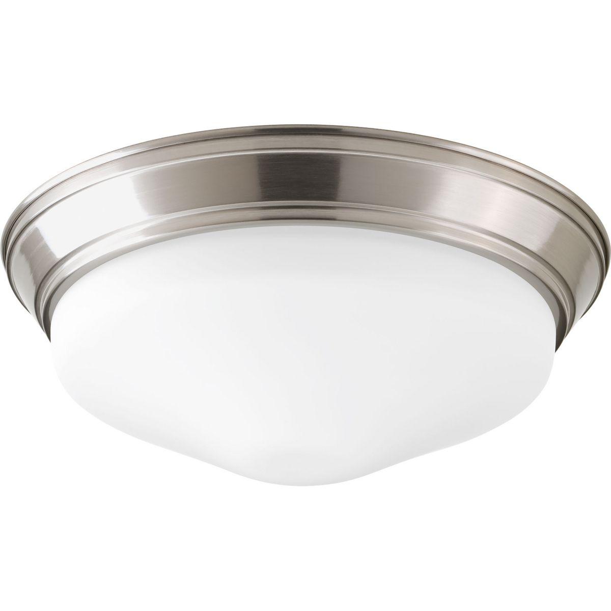 13-1/4in One-Light LED Flush Mount BN