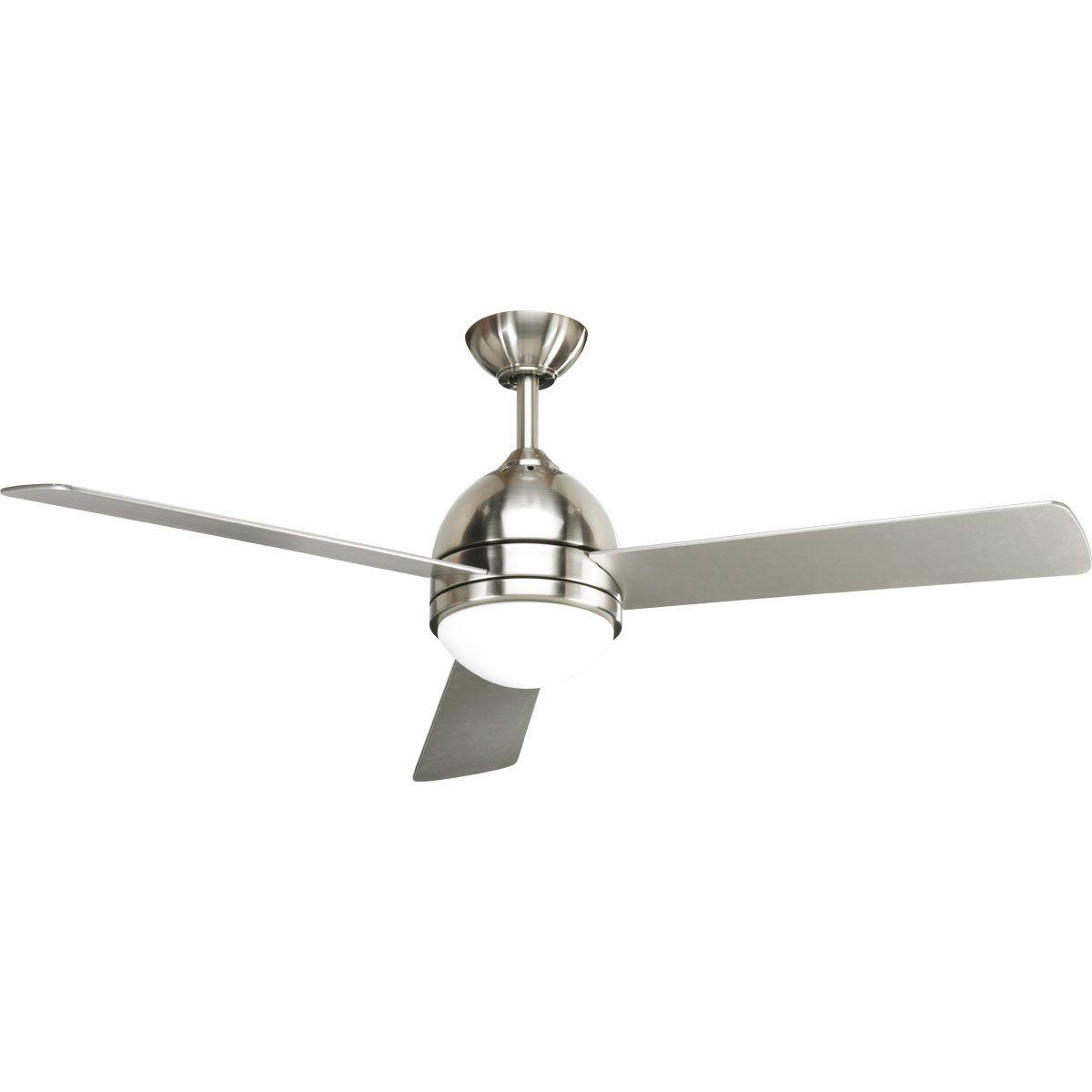 trevina collection 52 three blade ceiling fan brand progress rh hubbell com