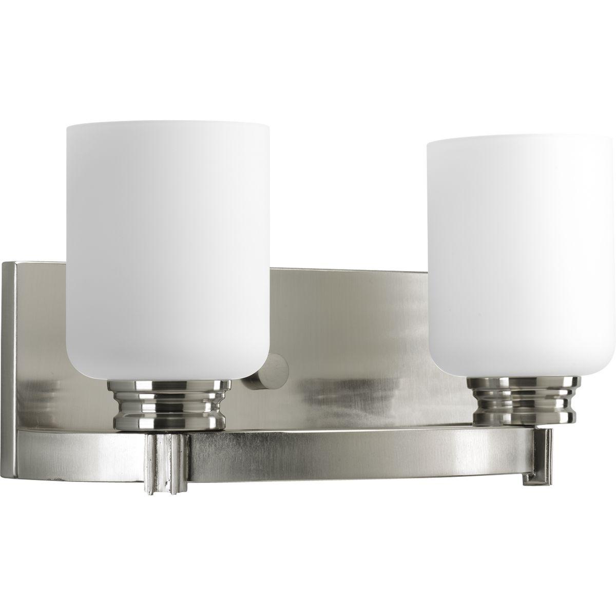 Orbitz Collection Two Light Bath Vanity P3057 09