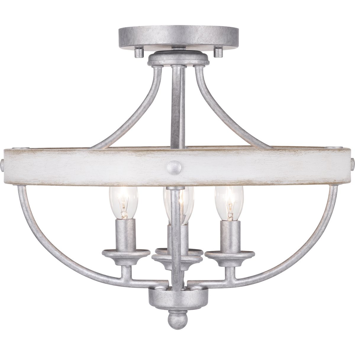 Gulliver Collection Four Light 14 1 4 Quot Semi Flush