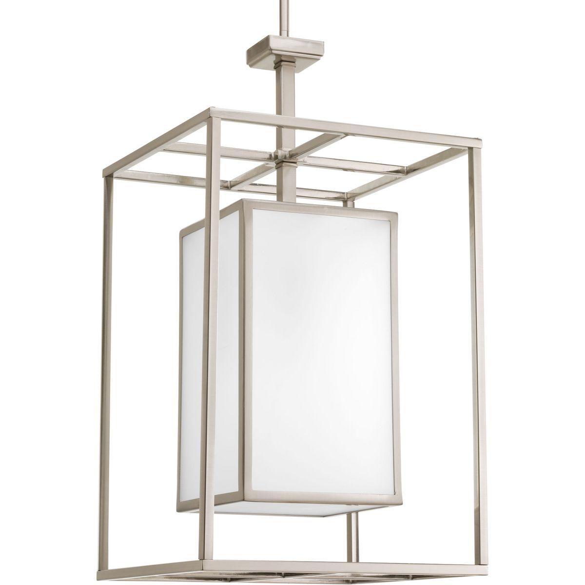 Haven one light foyer pendant chandeliers foyer pendants progp392109prodimage aloadofball Images