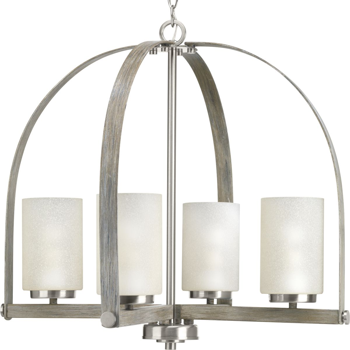 Aspen Creek Collection Four Light Chandelier P400027 009