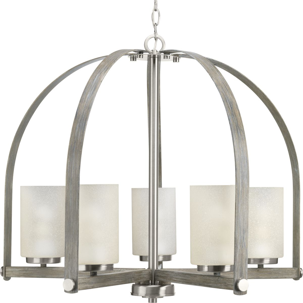 Aspen Creek Collection Five Light Chandelier P400028 009
