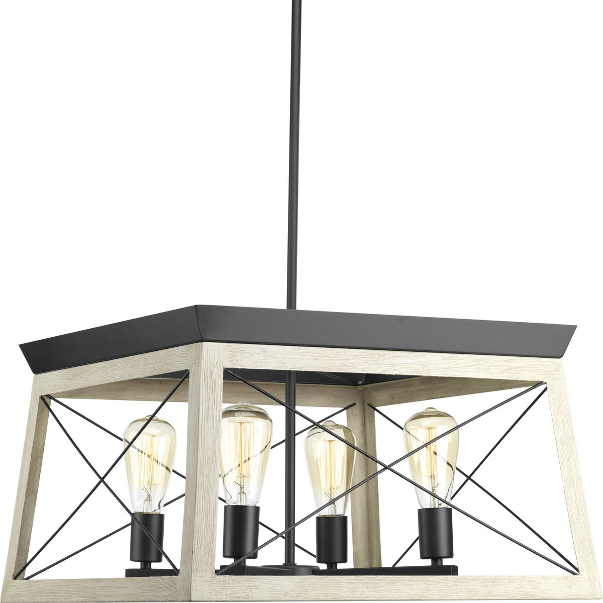 Briarwood Collection Four Light Chandelier P400047 143