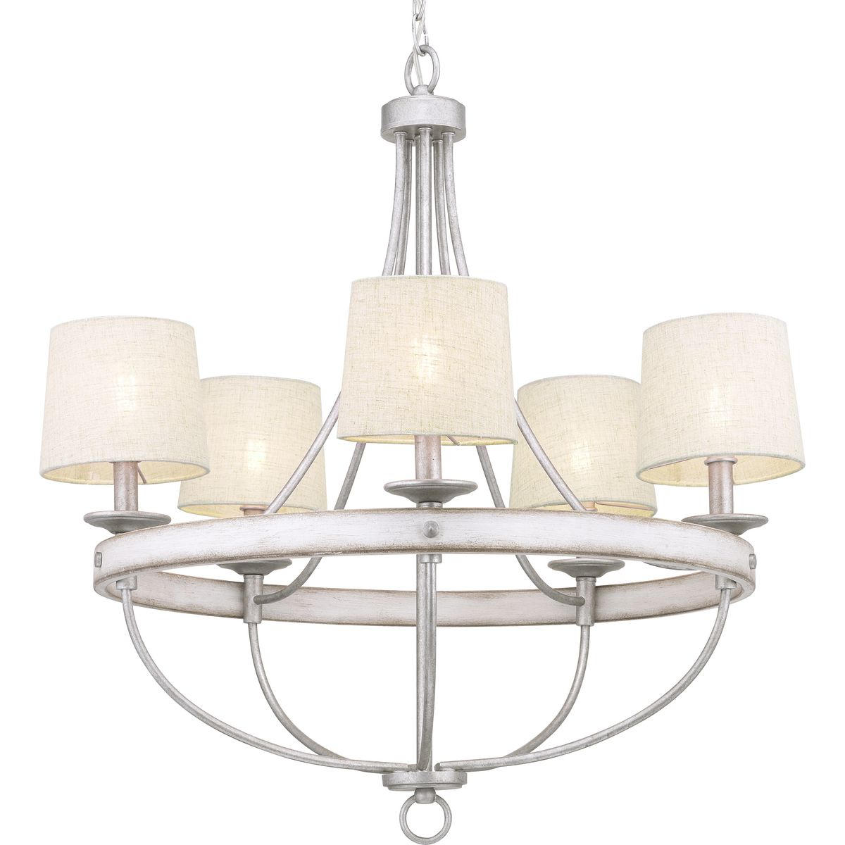 Light Collections: Gulliver Collection Five-Light Chandelier