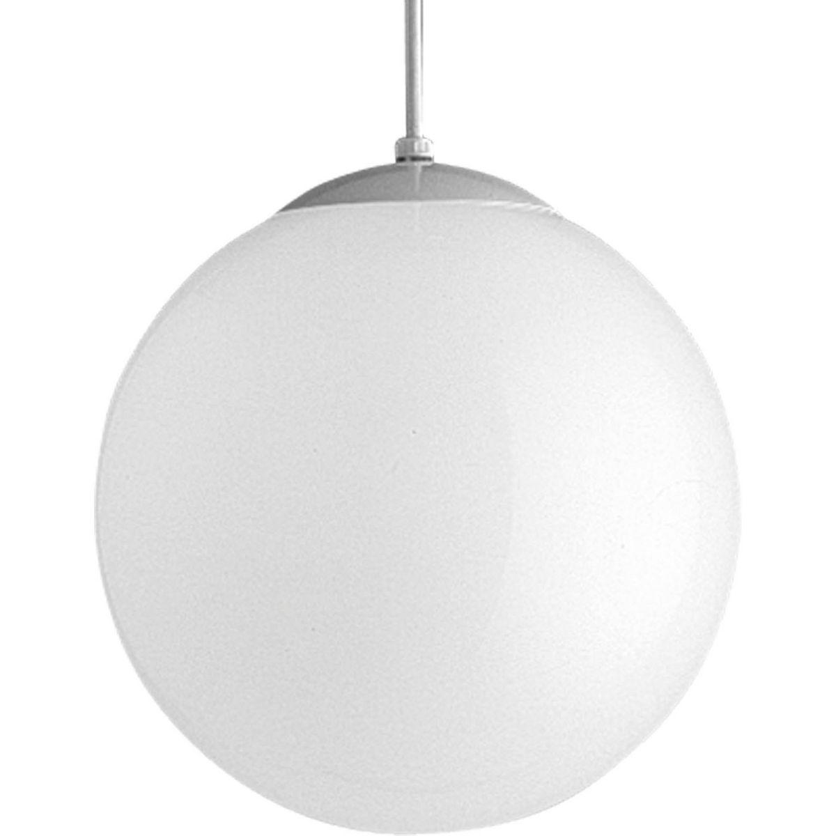 Opal Globes One Light Pendant P4403 29 Progress Lighting