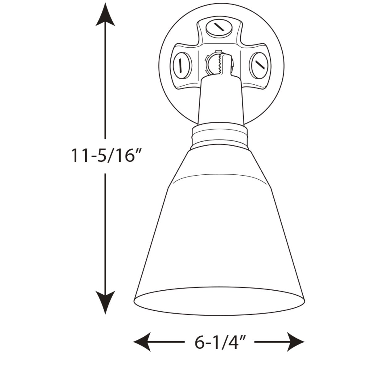 Progp520220prodimage Progp5202dimensionslineart: Hubbell Lighting Inverter Wiring Diagram At Chusao.net