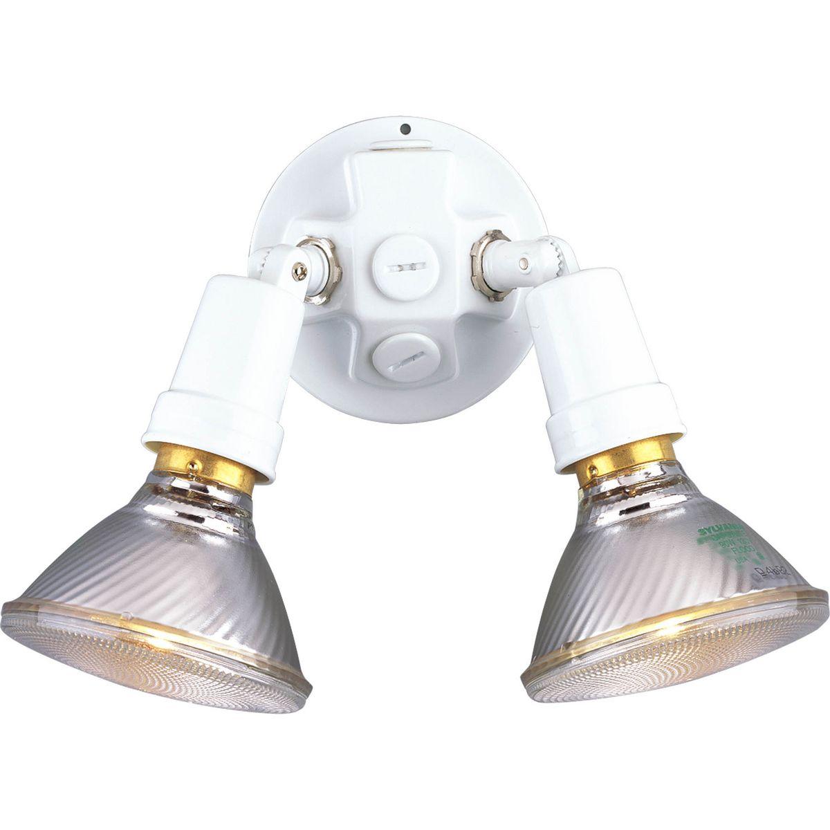 PRO P5207-30 2X150M White Outdoor Flood Light