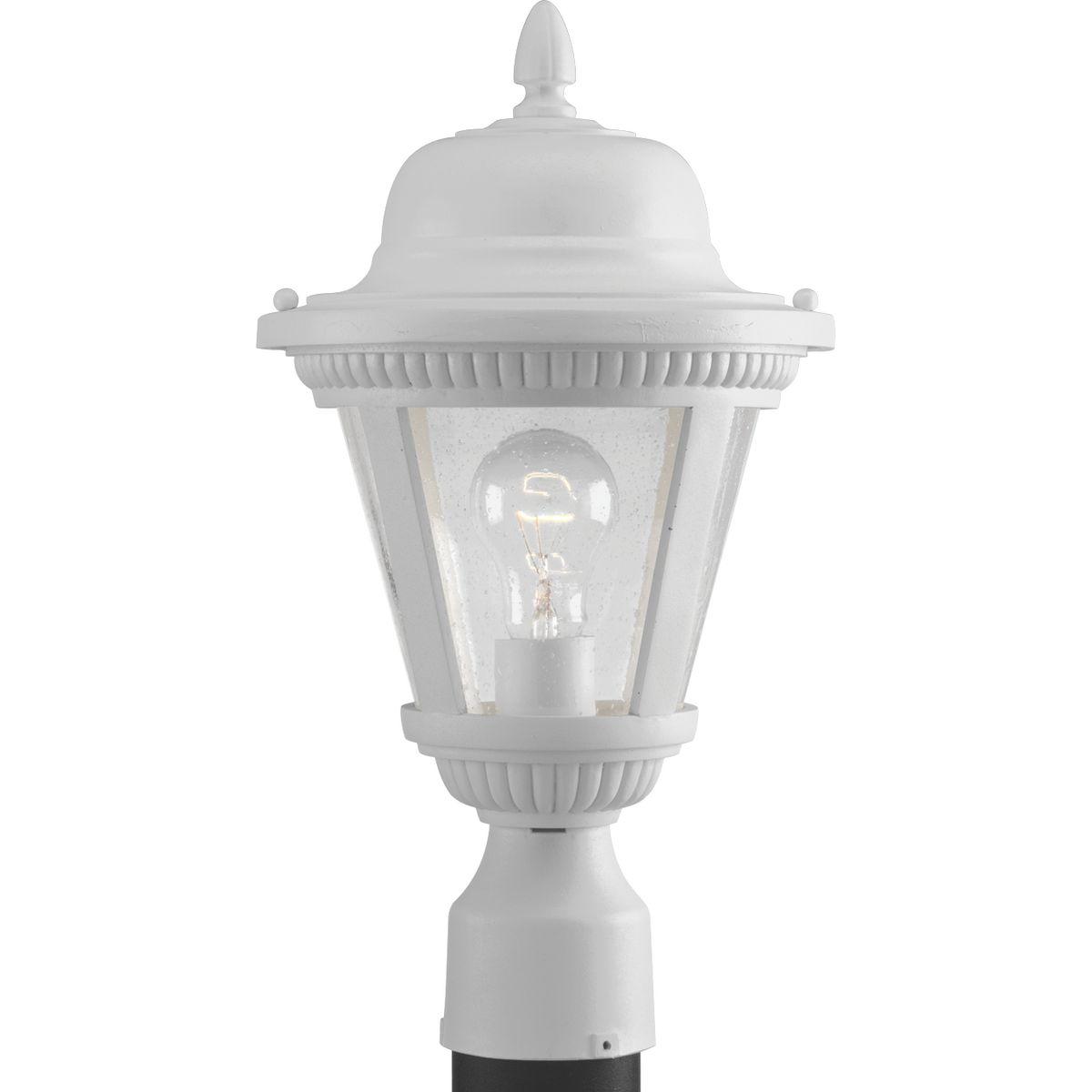 Westport Collection One Light Post Lantern Outdoor