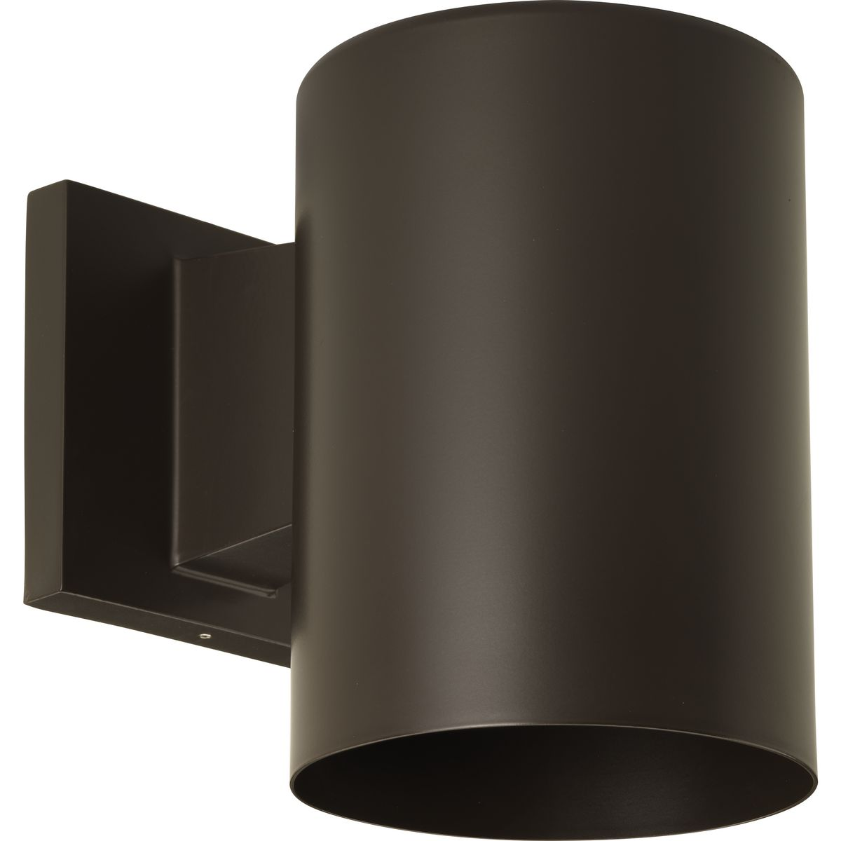 5 Bronze Outdoor Wall Cylinder P5674