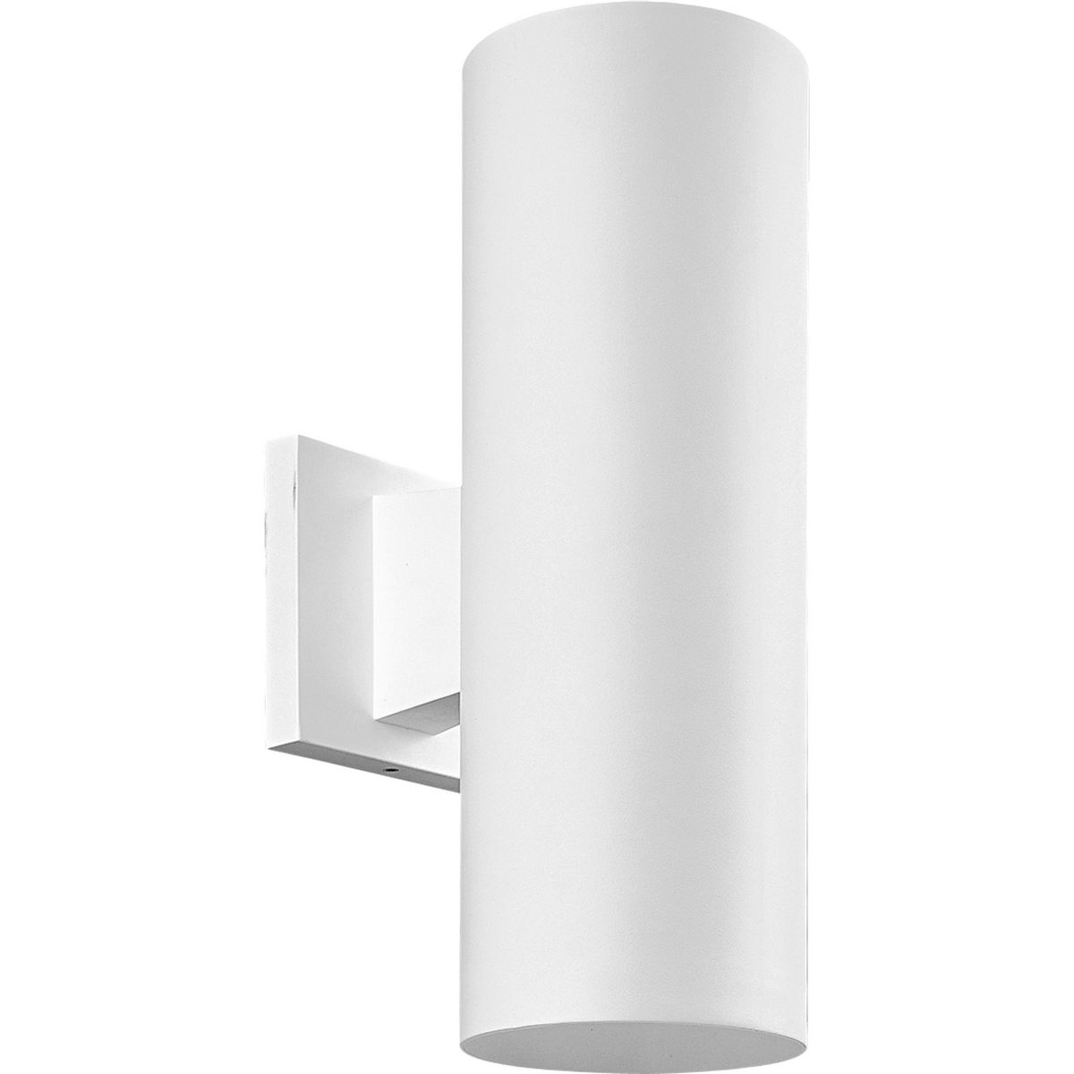 5 Quot Wall Mount Up Down Cylinder Outdoor Amp Landscape
