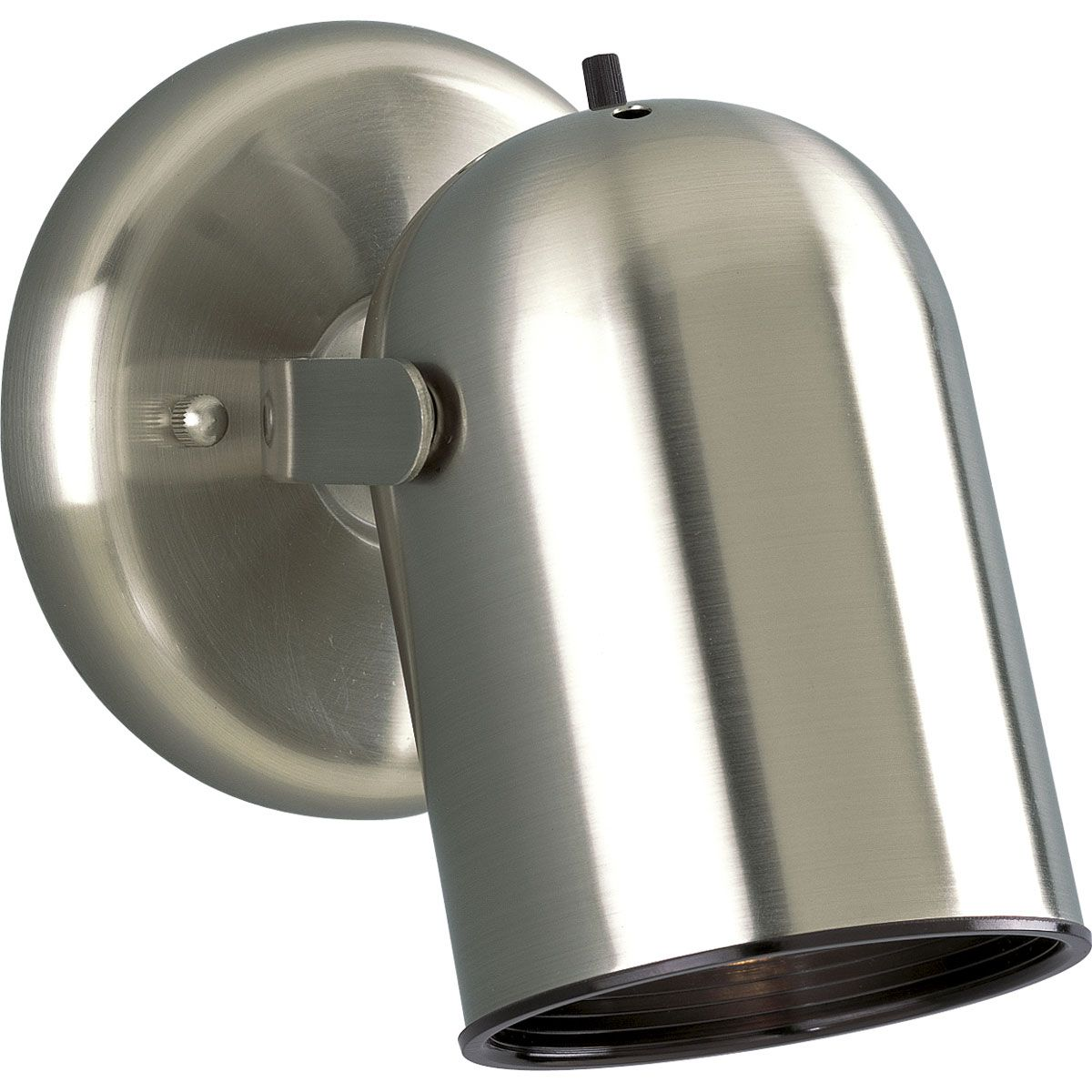 One-Light Multi Directional Wall Fixture with On/Off switch | Track ...