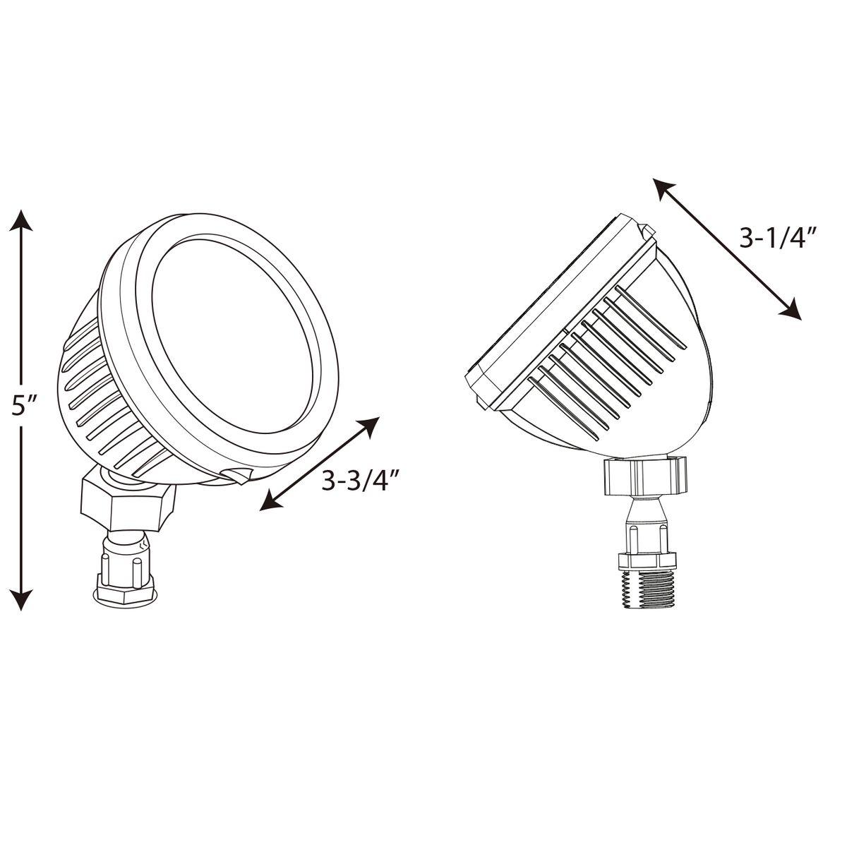 Progp63428230kprodimage Progp6342dimensionslineart: Hubbell Lighting Inverter Wiring Diagram At Chusao.net