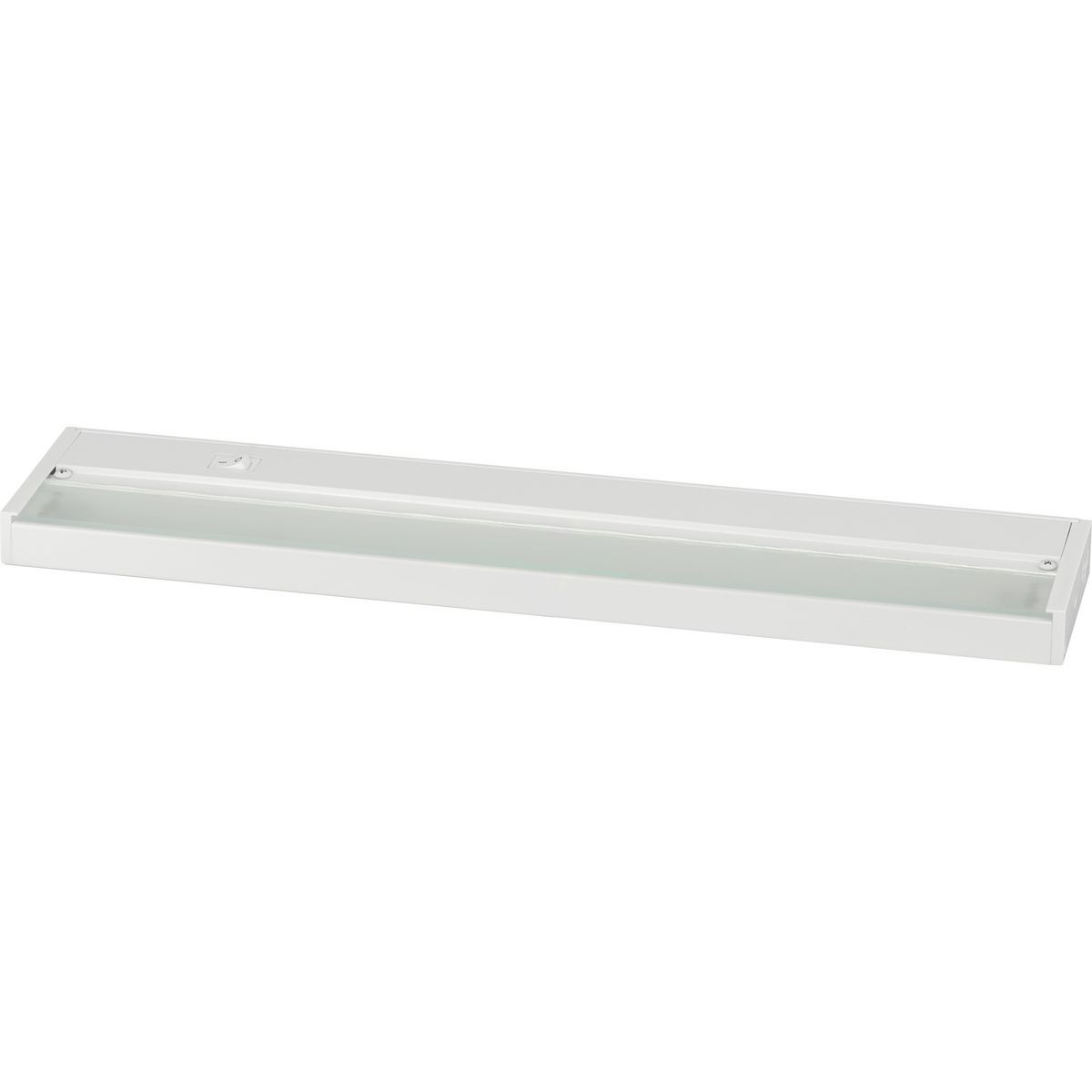 18 IN LED 3000K UNDER CABINET White