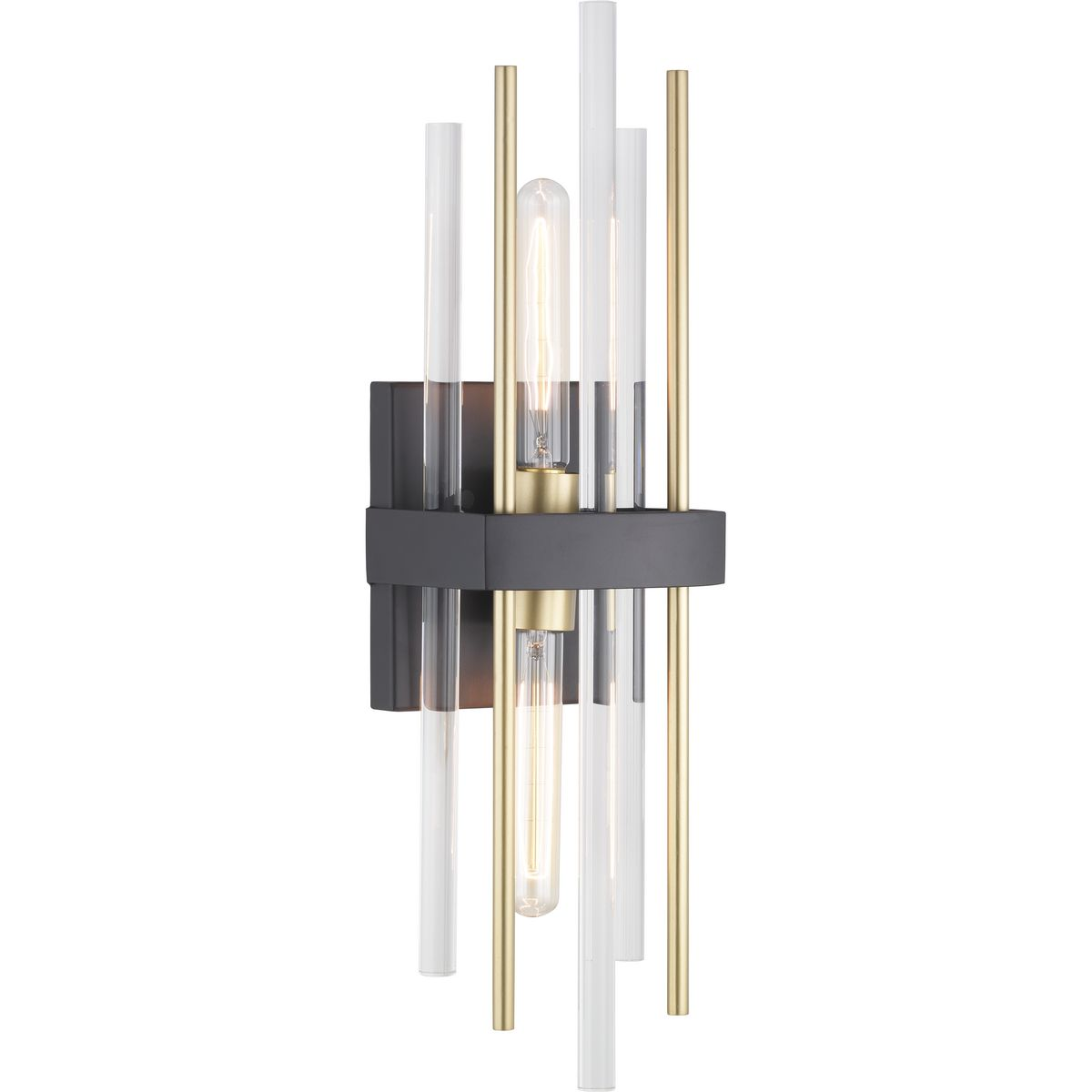 wholesale dealer 196c8 46fb5 Orrizo Collection Two-Light Wall Sconce | P710063-031 ...