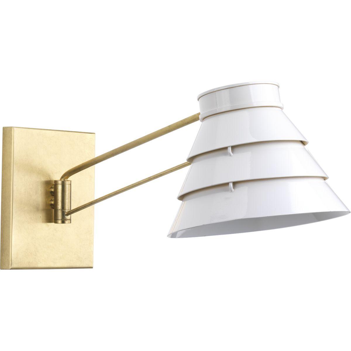 Jeffrey Alan Marks Onshore Collection Swing Arm Wall Sconce P710070 160 Progress Lighting