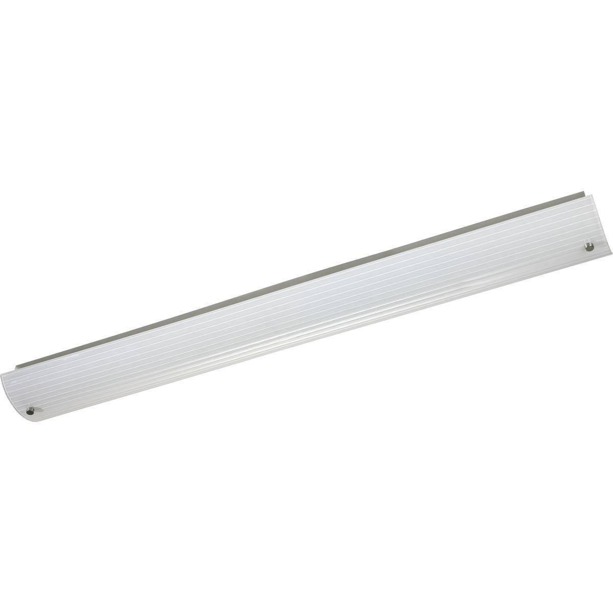 P7221-09EB Progress Lighting Two-Light Linear Fluorescent Bath