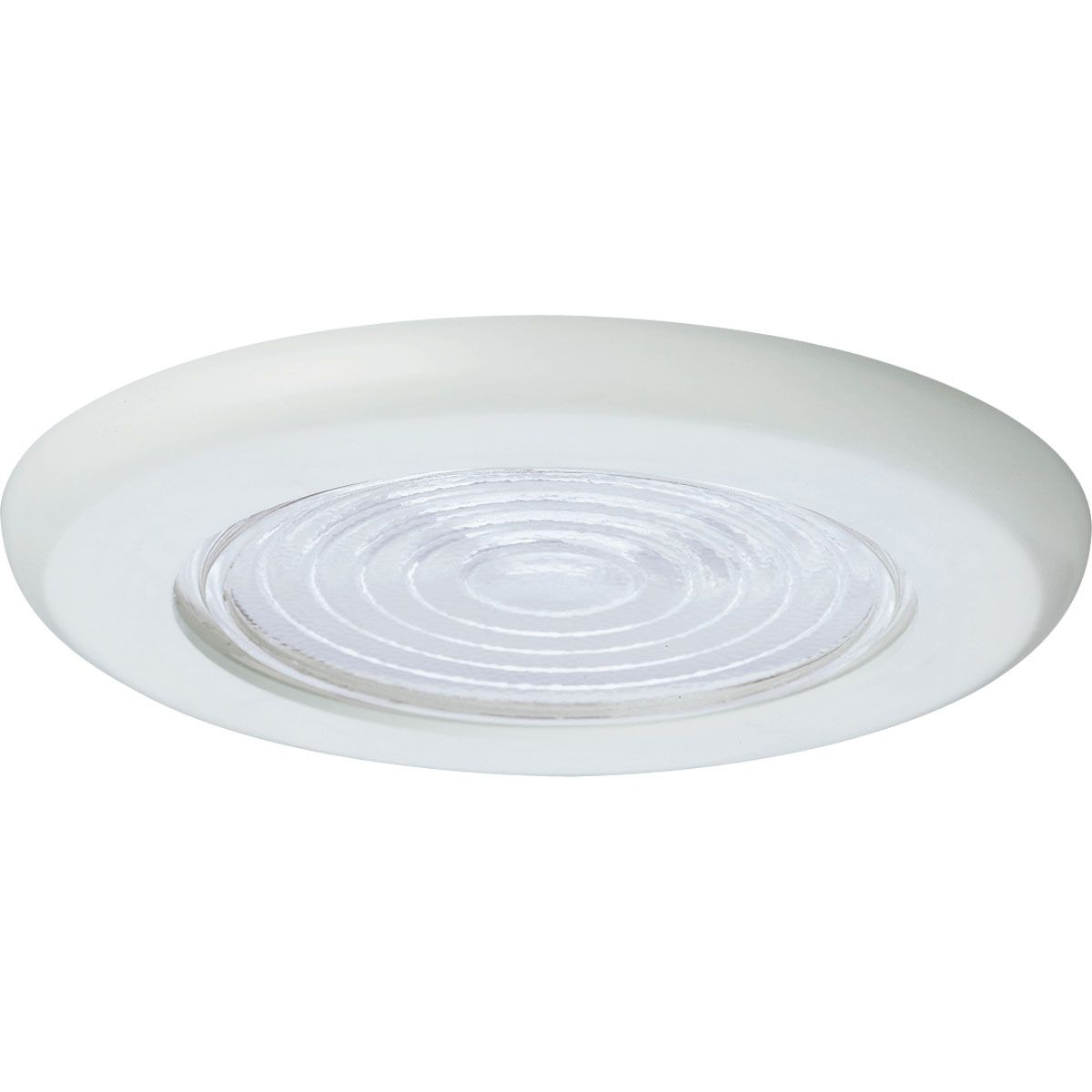 PROP8011-60 FRESNEL LENS; WHITE; 6 INCH NOMINAL APERTURE SIZE; ROUND APERTURE SHAPE; PAR30-50/75 W INCANDESCENT LAMP; APPLICATION DAMP/WET LOCATION; USED ON P87-AT/P187-TG SERIES, PROGRESS