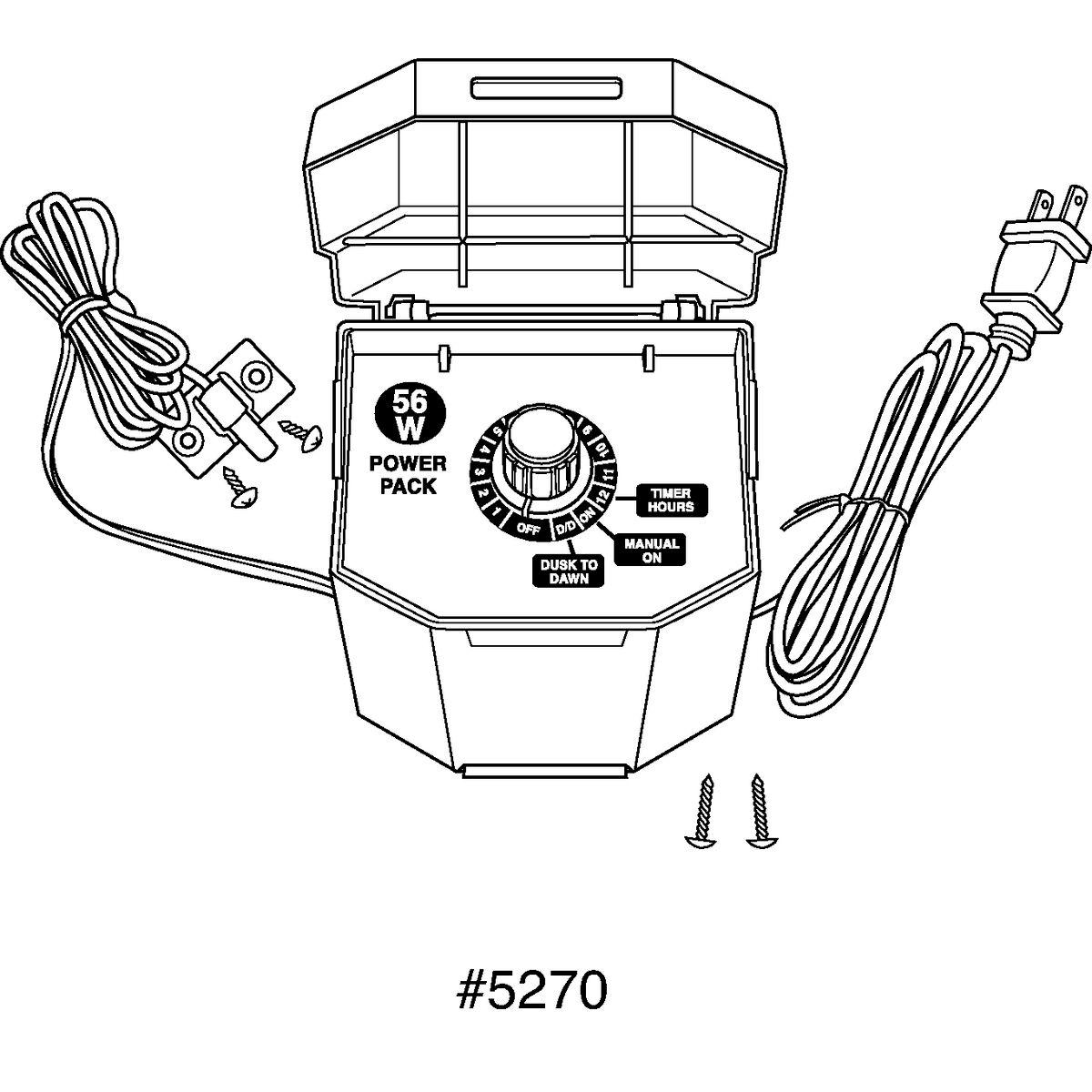 Progp827031prodimage Progp8270lineart: Hubbell Lighting Inverter Wiring Diagram At Chusao.net