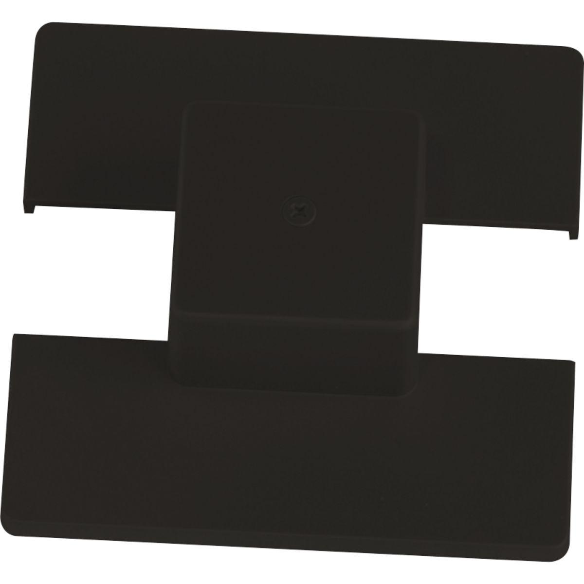 TRACK FLOATING CANOPY black