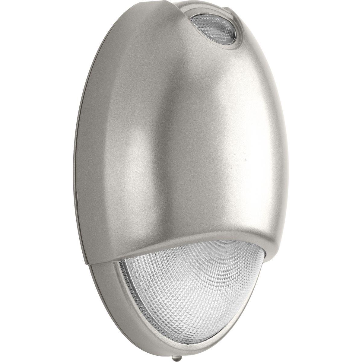 LED AC EMERGENCY LIGHT Gray