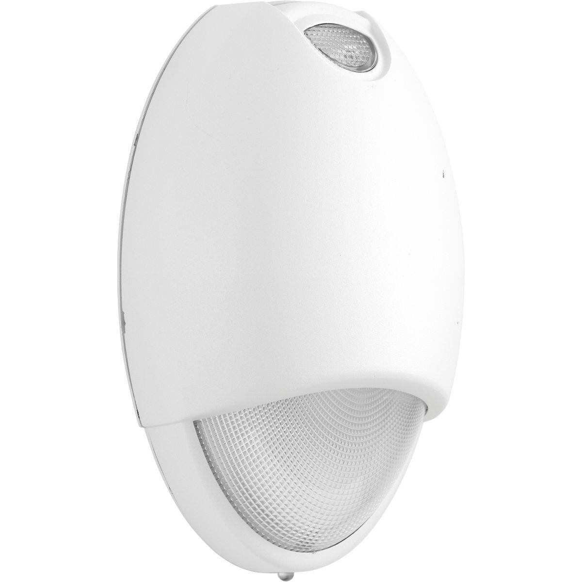 LED AC EMERGENCY LIGHT White