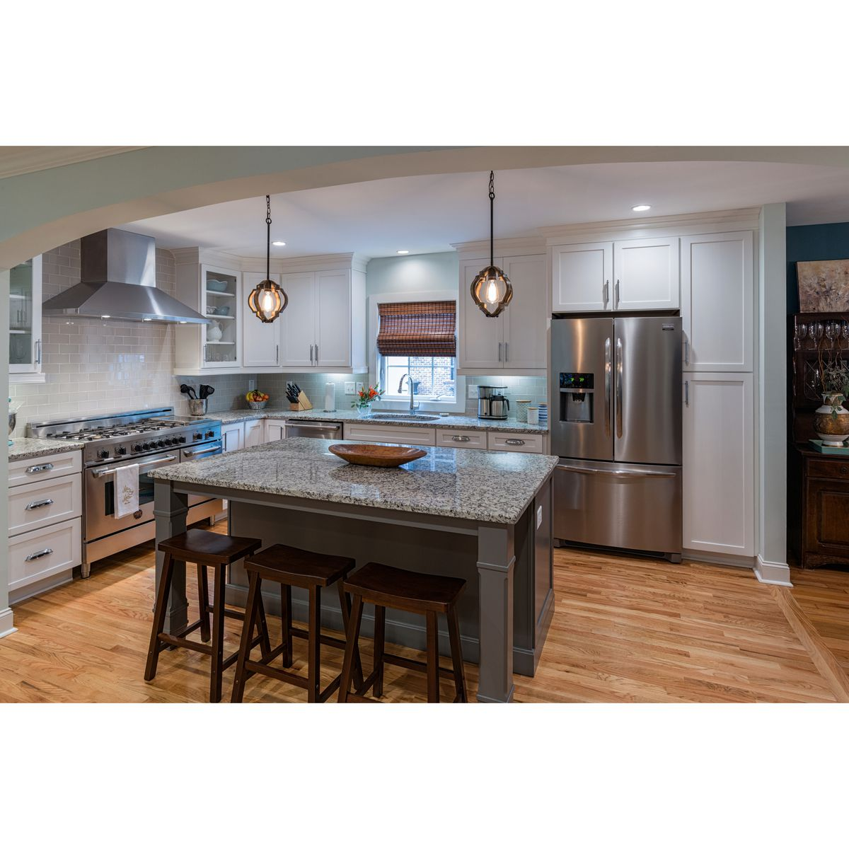 Kitchen Lighting Collections: Spicewood Collection One-Light Mini-Pendant