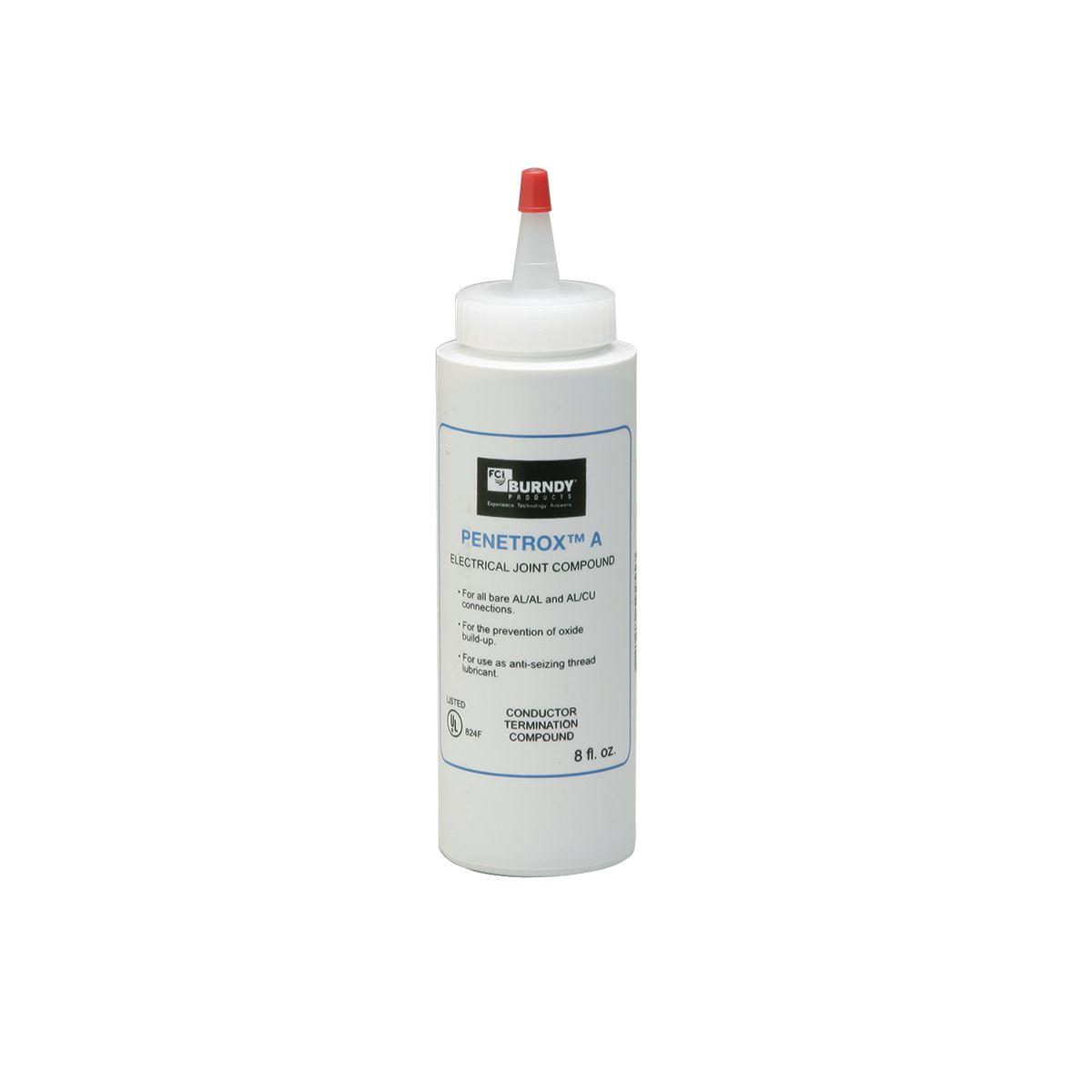 Burndy P8A PENETROX-A™ Joint Compound - 8oz Squeeze Bottle