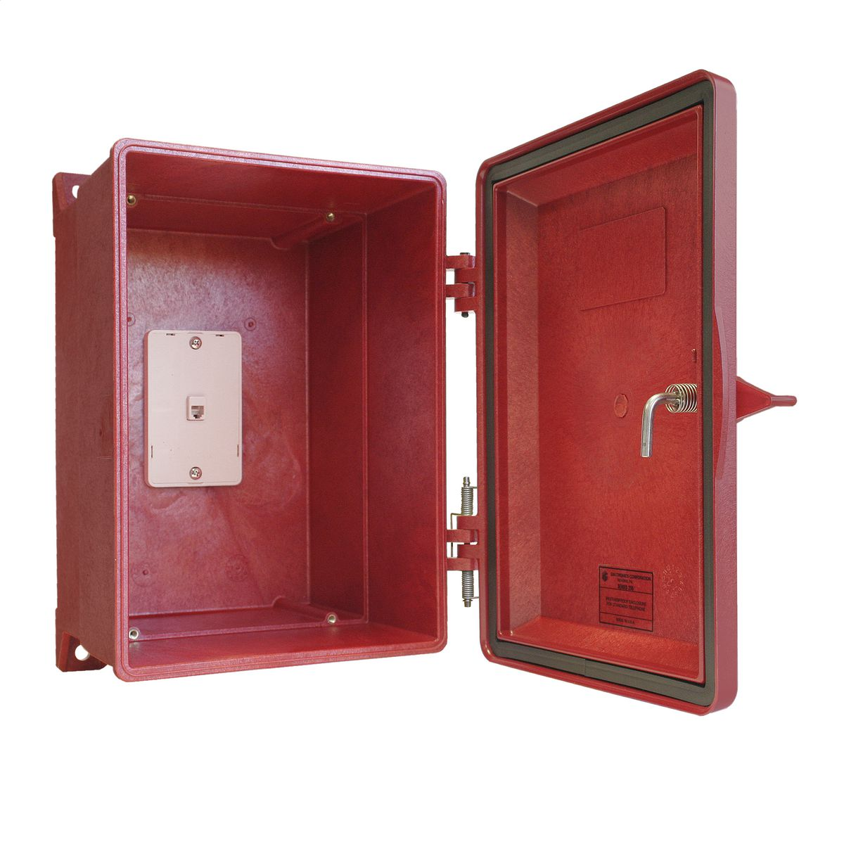 255-003RDSK  sc 1 st  Hubbell & Weatherproof Telephone Enclosure | Brand | GAI-Tronics