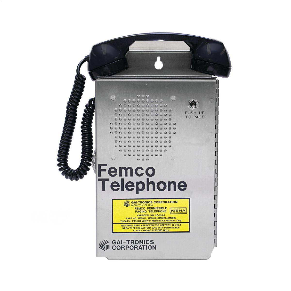 Loudspeaking Telephone - AM7011 | Brand | GAI-Tronics