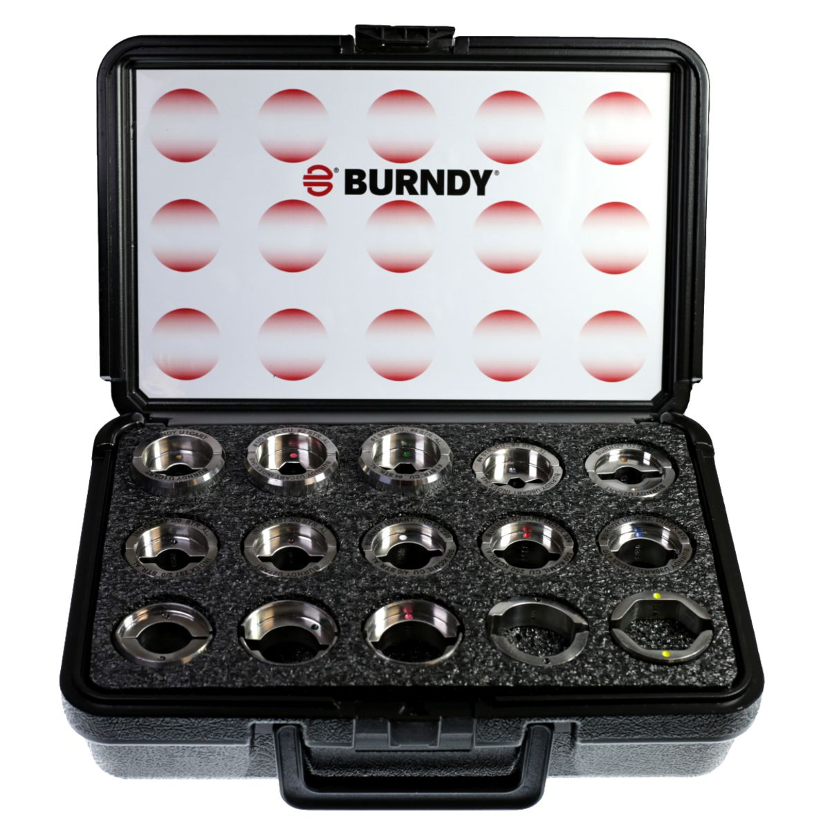 BURNDY UDIEKITAL U-DIE KIT W/CASE