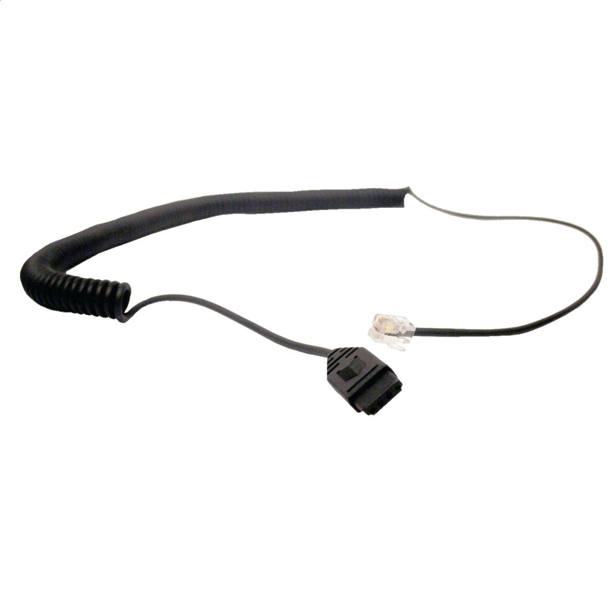 Coiled Cord For Use With Xhs003c Headset No Ptt Requires 25815 003 Switch Wiring
