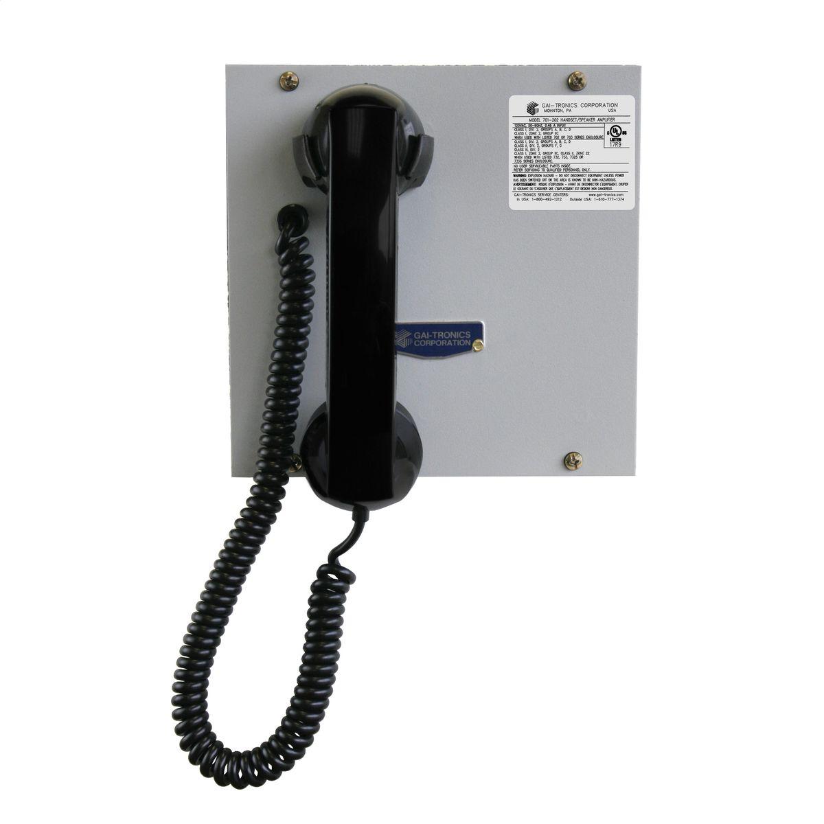 701-202   nd   GAI-Tronics