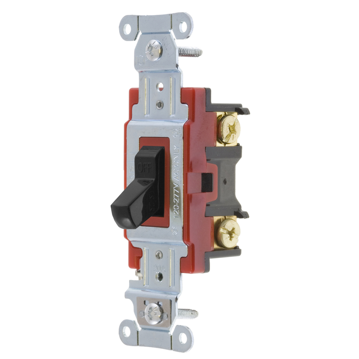 Hubbell Wiring Devices 1222BK