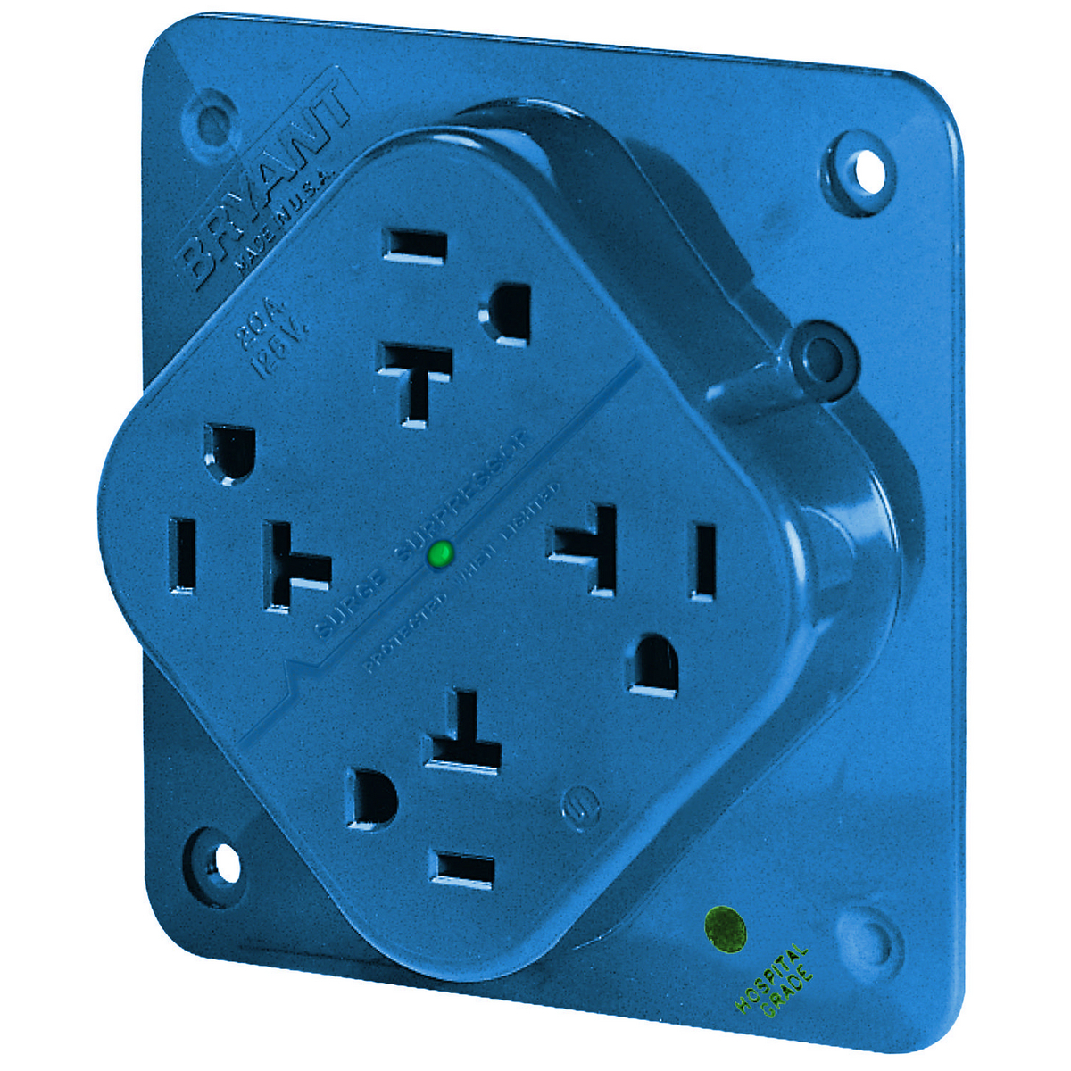 21254HSA | Surge Protection Receptacles | Power Quality Products ...