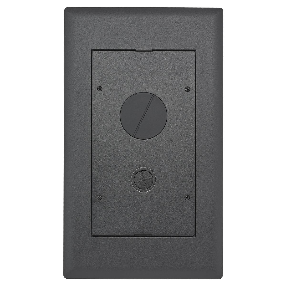 Wall Plates And Covers United Electric 15 20 Amp Gfi Gfci Receptacle Brown Black Gray Almond Ivory White Hub2gafbffcvrbk Afb Ff Cvr 2g Powder 2gafbffcvrbk Hubbell