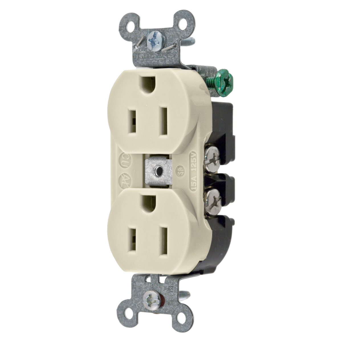 5252aal Construction Commercial Receptacles Straight Blade Power Receptacle Wiring