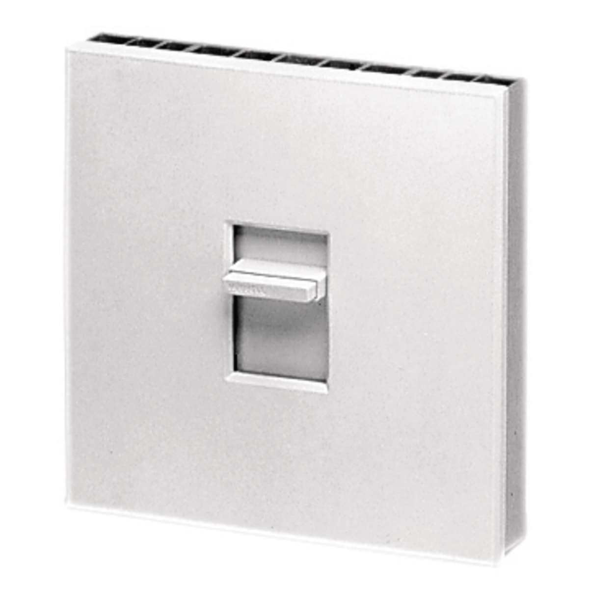 HUBAS153 ARCH SLIDE DIMMER, 3 WAY, 1500W, WHITE ,AS153, HUBBELL