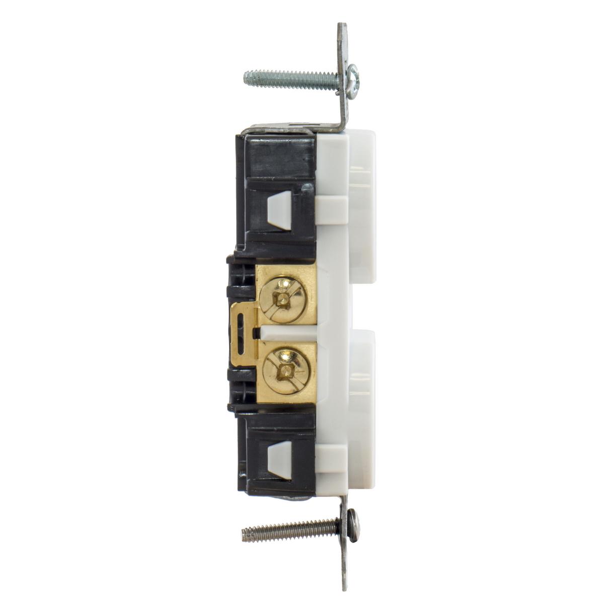 Br20whi Brand Wiring Device Kellems
