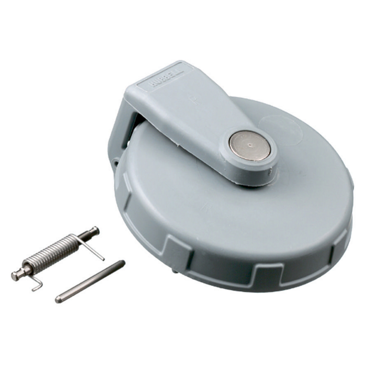 Hubbell CA60 Watertight IEC Pin and Sleeve Device Cover Assembly