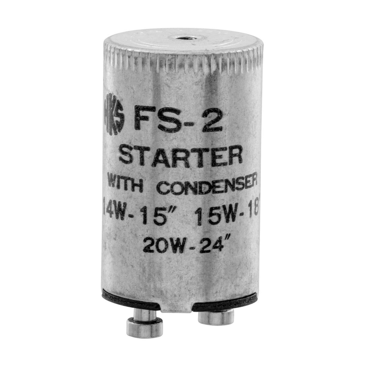 Hubbell FS2 14/15/20 W Neostart Fluorescent Starter