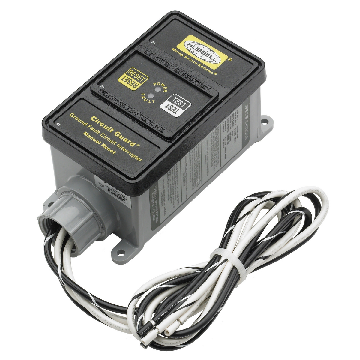 GFHW430 | Brand | Wiring Device - Kellems